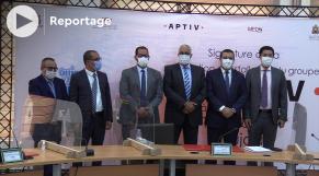 Cover - Oujda - usine de câbles automobiles - investissements - convention