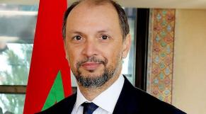 Mohcine Jazouli, ministre délégué chargé de l'investissement, de la convergence et de l'évaluation des politiques publiques