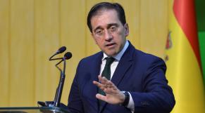 Jose Manuel Albares Bueno - ministre des Affaires étrangères espagnol