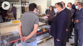 Oujda - Porteurs de projets - Fondation Mohammed V pour la Solidarité - Remise d équipements