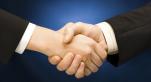 Marché conclu accord partenariat