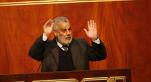 Abdelilah Benkirane PJD ET 1ER Ministre mains en l'air