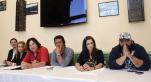 la création du Collectif N'Fi9ou, nouvellement constitué en association sqala 20 Mai 2013 Conf de presse