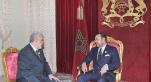 Roi Mohamed 6 et Benkirabe Maroc