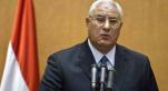 Adly Mansour-Président Egypte intérim