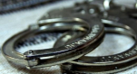 menottes arrestation