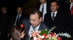 arrivé du roi Mohammed VI à Washington usa