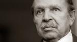 Abdelaziz Bouteflika noir et blanc