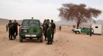 frontière algérie
