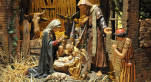 Crèche de Noel