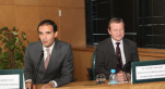 Ahmed Mehdi TAZI PDG SAHAM Assurance . Gilbert NASARRE DG Delegue Operations Assurance