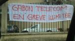Gabon Telecom grève