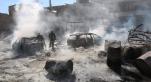barils explosifs syrie