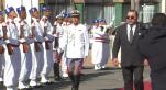 image -  départ Mohammed VI pour Dakar- 20 mai 2015
