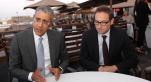 Sghir Bougrine,PDG Groupe Venezia et Jean-Guillaume Haby LE GROUPE VENEZIA ANNONCE L'ENTRÉE DE SWICORP DANS SON CAPITAL Casablanca 8 septembre 2015