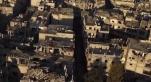 Homs dévastée