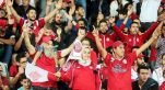 Wydad supporters