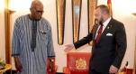Mohammed VI et Christian kabore
