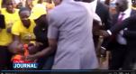 Vidéo. le président guinéen assène un coup à son garde du corps à cause d'un enfant