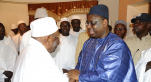 Macky Sall avec Abdoul Aziz Sy Junior