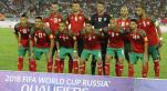 Onze marocain le 1-09-2017 à Rabat contre le Mali