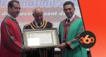 Cover Vidéo - Dmitri Medvedev reçoit à Rabat le Doctorat honoris causa