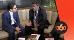 Cover Video -Le360.ma •Le roi Mohammed VI invité à participer au sommet de la Cedéao