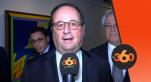 cover Video - Le360.ma •Le Maroc joue un rôle important en Afrique selon François Hollande
