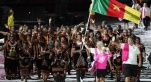 délégation camerounaise aux jeux de Commonwealth