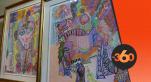 cover Video - Le360.ma • معرض سلام برادة : عطر البرائة