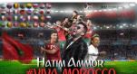 Hatim Ammor chante les Lions