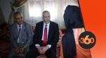 "cover vidéo:Le360.ma •بالفيديو. المفتشية العامة لوزارة التربية الوطنية تحل بمنزل التلميذة التي ""عنفها"" أستاذها بخريبكة"