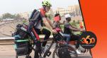 Vidéo. Mali: les premières images du cycliste marocain qui se rend à la Mecque