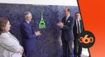 """cover Video -Le360.ma •Voici comment l'ambassade de France à Rabat s'est reconvertie en une ambassade """"Verte"""""""