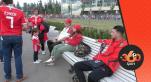 supporters marocains après la défaite