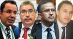 Fouad El Omari Mohamed Sadiki Habib Choubani Brahim Mojahid