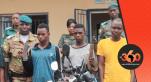 Mali: des hommes une arme de guerre arrêtés au centre du pays