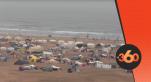 cover:  أهالي الصحراء تختار الشاطئ الأبيض هربا من الشمس الحارقة