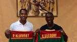 Cameroun-CAN 2019: Le duo Seedorf-Kluivert s'engage pour quatre ans sans faire l'unanimité