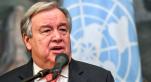 António Manuel de Oliveira Guterres, secrétaire général des Nations unies ONU