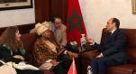 Afrique du Sud: la présidente de l'Assemblée nationale sud-africaine en visite au Maroc pour la première fois 2