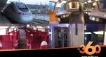 Cover_Vidéo:Le360.ma •Le360 à bord du LGV entre Casablanca et Tanger