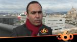 Cover_Vidéo: Le360.ma •Hicham Daoudi un des grands piliers de l'exposition de Mohammed Kacimi à Marseille
