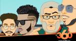 Cover_Vidéo: Le360.ma •مدرسة 36 : ماتش الكلاشات بين بنكيران ، ديزي دروس  وحليوة ضد العثماني ، البيغ ومسلم