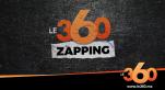 Cover_Vidéo:Le360.ma • Zapping de la semaine Ep 64