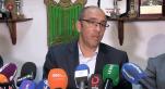 Jawad Ziyat conf de presse