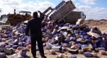 Produits algériens détruits en Libye