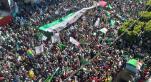 Des Algériens manifestent contre le général Gaïd Salah, le 29 mars à Alger.
