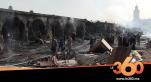 Cover_Vidéo: Le360.ma • حريق مهول يحول سوق بالحي الحسني إلى رماد