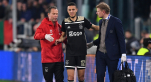 Noussair Mazraoui blessé Turin